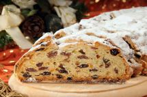 Dresdner Christmas stollen - 1 kg - in a Present box